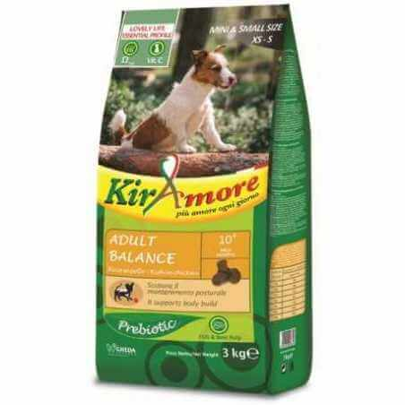 KIRAMORE Dog Mini Adult Balance 3kg