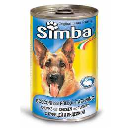SIMBA CHIEN POULET / DINDE...