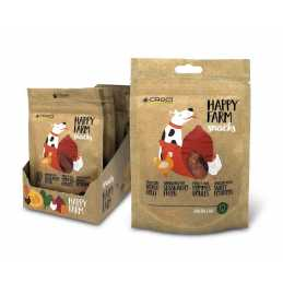 HAPPY FARM Poulet Pomme 80 gr