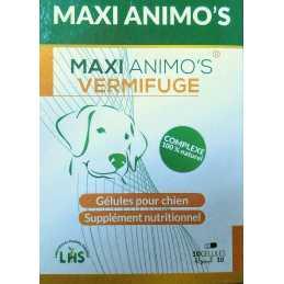 VERMIFUGE MAXI ANIMO'S 10...