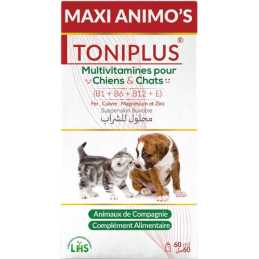 MULTI-VITAMINES TONIPLUS...