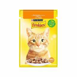 FRISKIES® Chat Sauce Poulet...