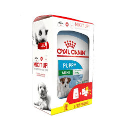 Pack Royal Canin Mini Puppy...