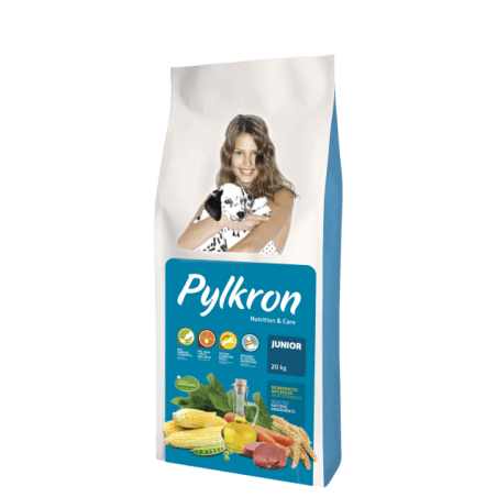 PYLKRON CHIEN JUNIOR 10 KG