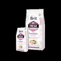 Brit Fresh Poulet et Pommes...