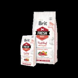 Brit Fresh Bœuf et...