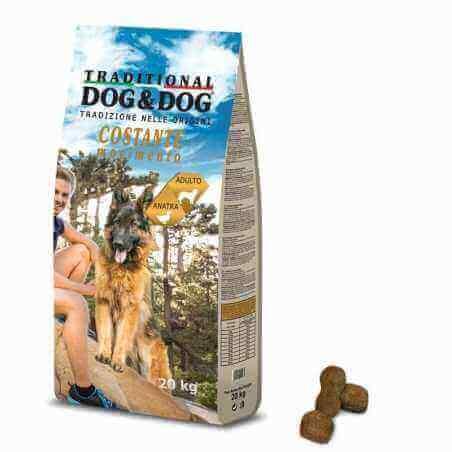DOG & DOG Costante Movimento 20 kg