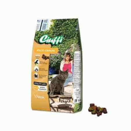 CIUFFI CHAT  Adult Sornione 2 kg