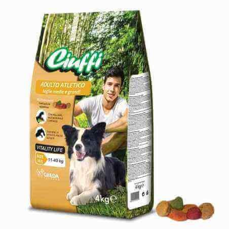 CIUFFI CHIEN Adult Atletico 4 kg
