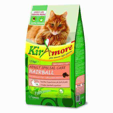 Kiramore Chat Adult Special Care Hairball 1.5kg