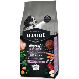 OWNAT ULTRA CHIEN MEDIUM...
