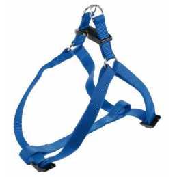 Harnais Nylon medium Bleu 19mm