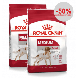 Promo Royal Canin Medium...