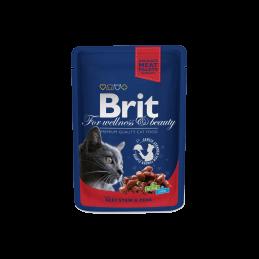 Pochon Brit Premium Bœuf et...