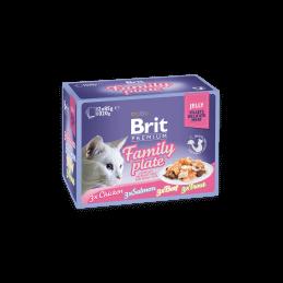 Brit Premium Cat Delicate...