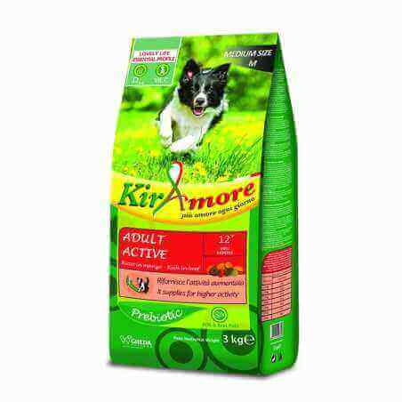 KIRAMORE DOG Medium Adult Active 3kg