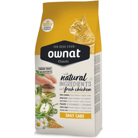 OWNAT CHAT DAILY CARE 1,5 KG