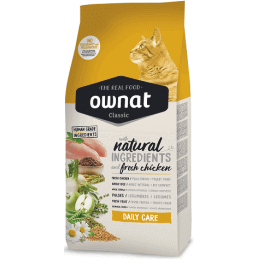 OWNAT CHAT DAILY CARE 4 KG