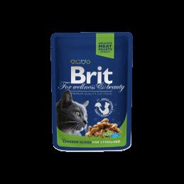 Pochon Brit Premium Poulet...