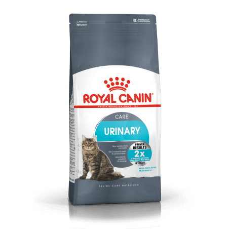 Pack Royal canin CHAT Urinary Care 2 Kg + 2 pochons gratuit