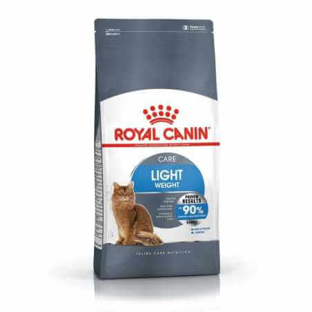 Pack Royal canin CHAT Light Weight Care 2 Kg + 2 pochons gratuit