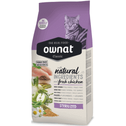 OWNAT CHAT STERILIZED 4 KG