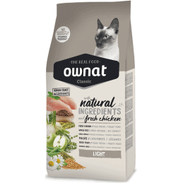 OWNAT CHAT LIGHT 4 KG