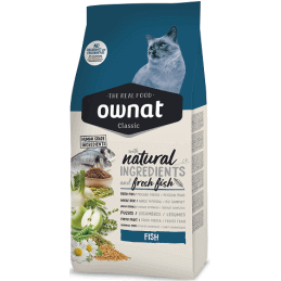 OWNAT CHAT FISH 1,5 KG