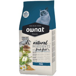 OWNAT CHAT FISH 4 KG