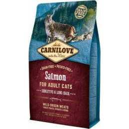 CARNILOVE CHAT Saumon Poils...
