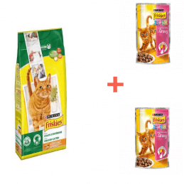 Promo Friskies Indoor 1.5...