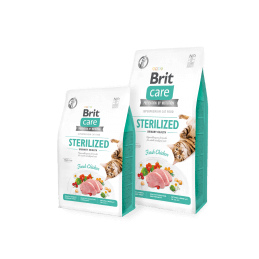 Brit Care Chat Grain-Free...