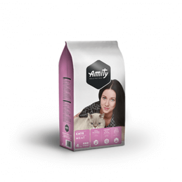 Amity CATS MEAT 4KG