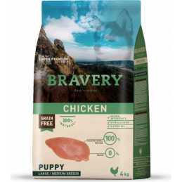 BRAVERY Puppy Medium &...