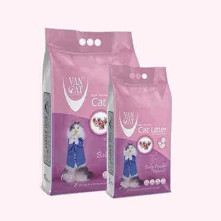 Vancat Compact Baby Powder 5kg