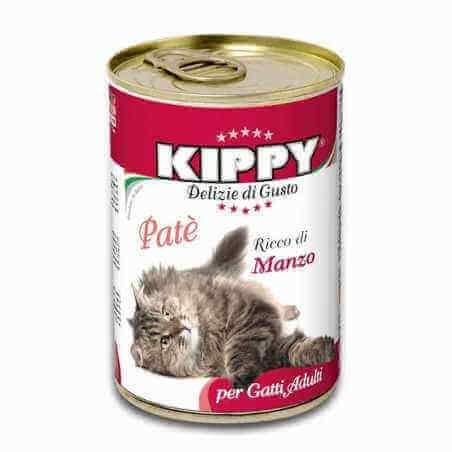 KIPPY CHAT BOEUF 400 GR