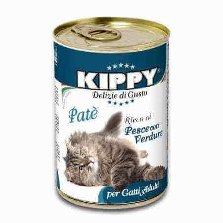 KIPPY CHAT POISSON 400 GR