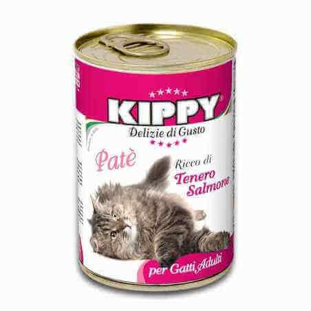 KIPPY CHAT SAUMON 400 GR