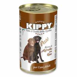 KIPPY CHIEN RIZ & AGNEAU...