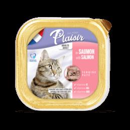 Barquettes Plaisir Chat...
