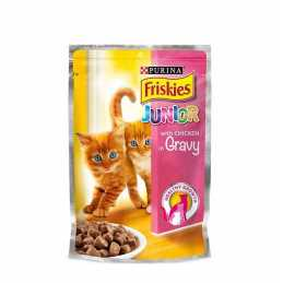 FRISKIES® Junior Chat Sauce...