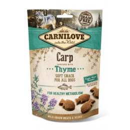 CARNILOVE DOG SNACK CARPE...
