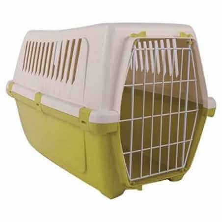 CAGE EVOQUE MEDIUM 54x36x37 PORTE METALIQUE