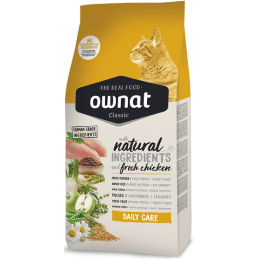 OWNAT CHAT DAILY CARE 15 KG