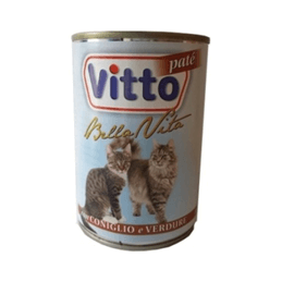 Vitto chats Terrine Lapin...