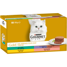 GOURMET® Gold Terrines Lot...