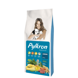 PYLKRON CHIEN JUNIOR 4KG
