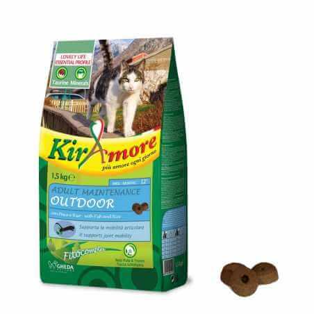 Kiramore Cat Adult Maintenance outdoor 1.5kg