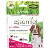 Collier & pipettes Anti Puce Chien